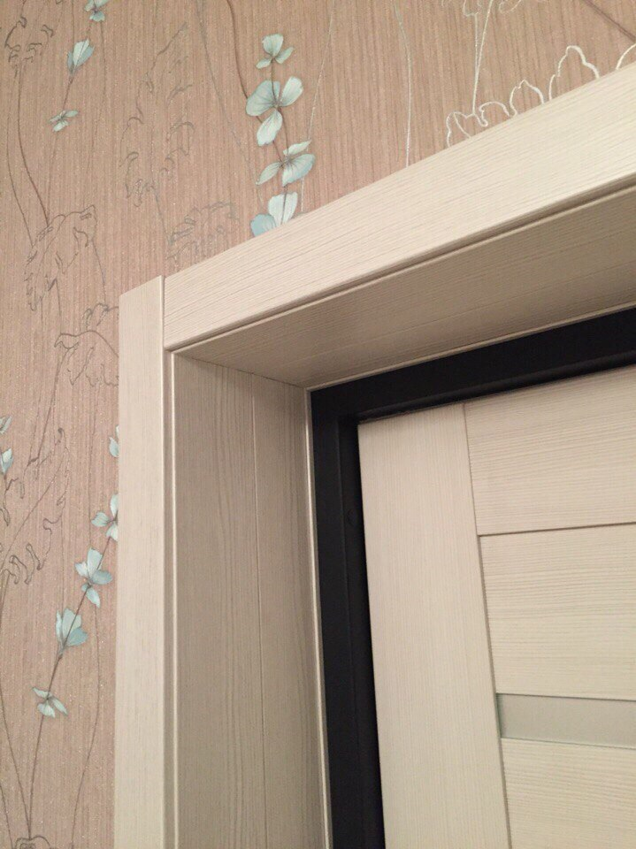 оформление откосов межкомнатных дверей фото итогам визуального осмотра